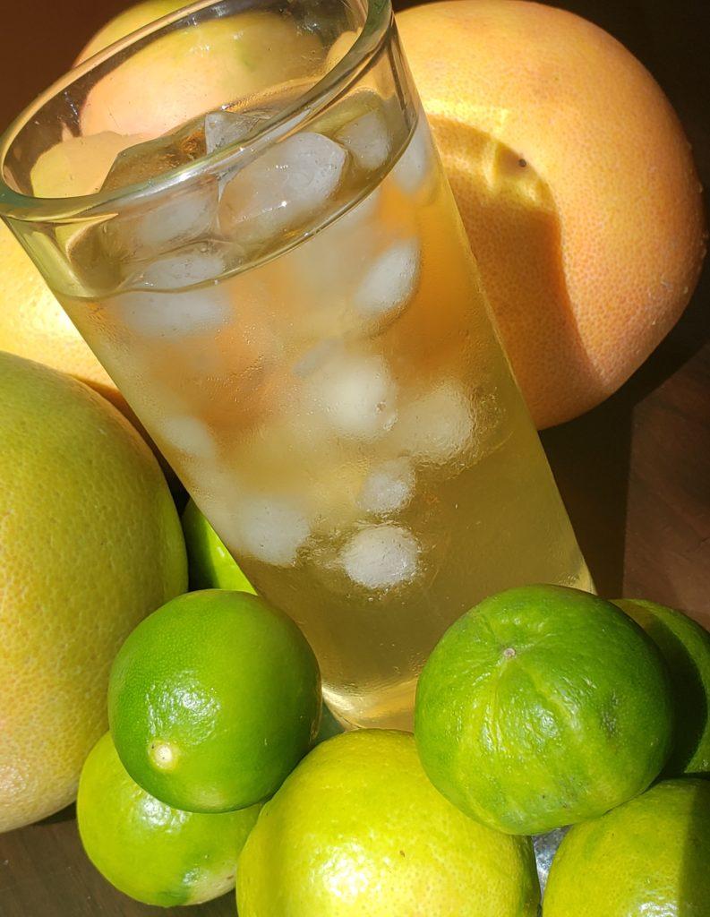Bebidas refrescantes fáciles de hacer- cold brew tea