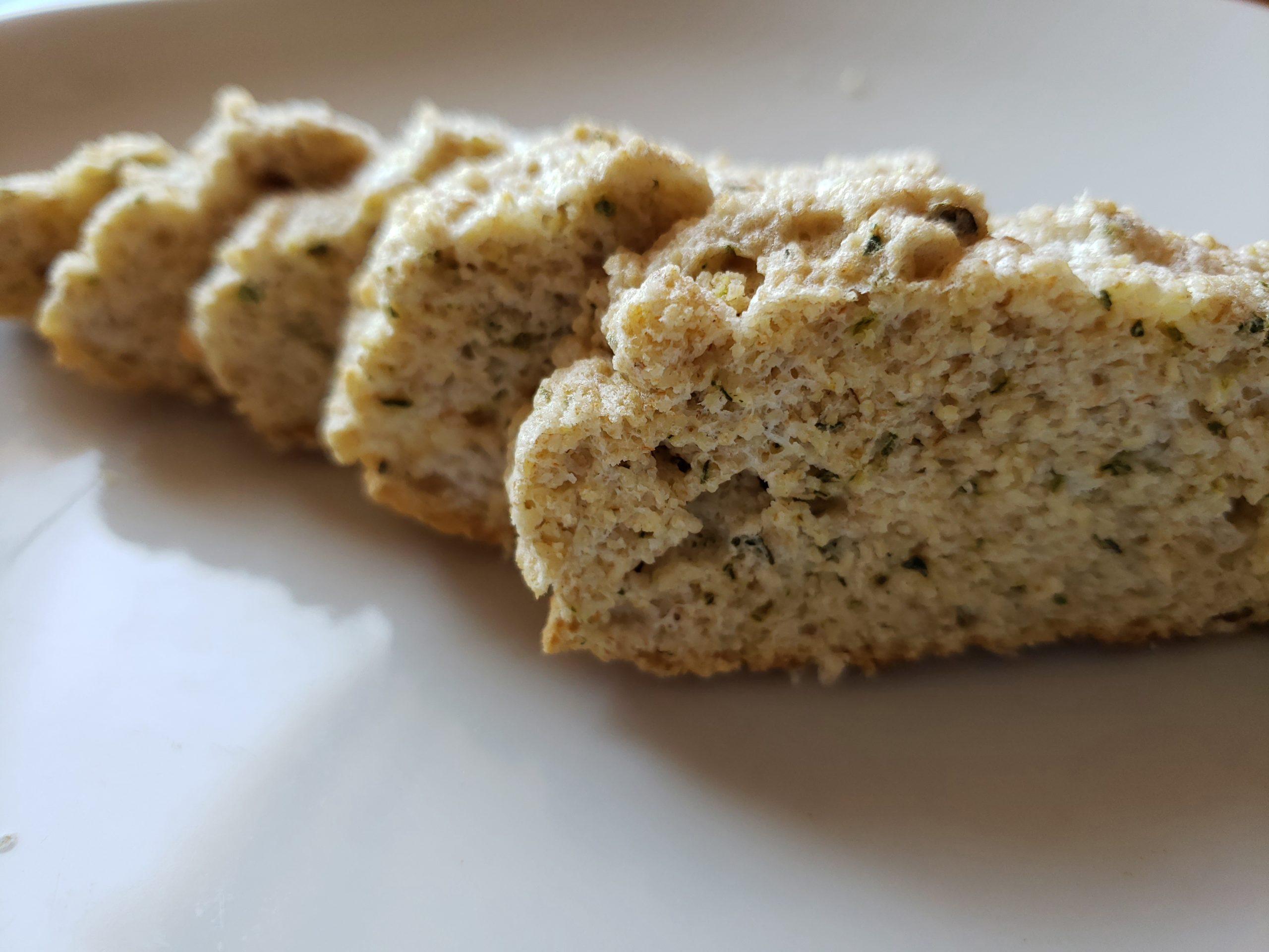 Pan de avena de dkarolina.com