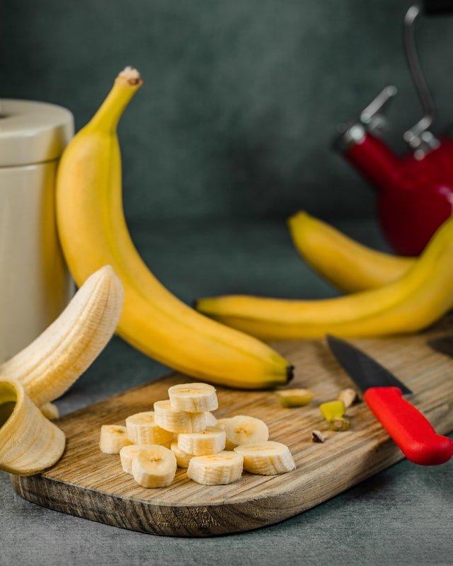 Mascarilla de plátano para tener la piel más suave